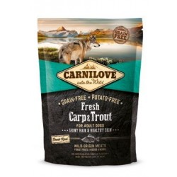 Carnilove Dog Fresh Carp &...