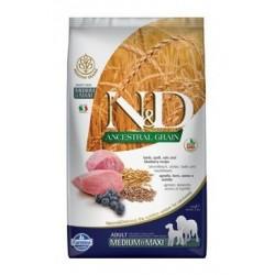 N&D LG DOG Adult M/L Lamb &...