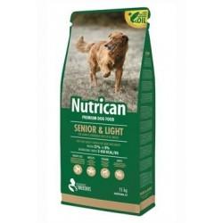 NutriCan Senior Light 15kg new