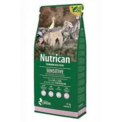 NutriCan Sensitive 3kg new