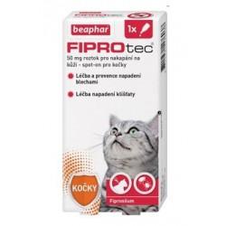 Fiprotec pro kočky Spot-on...