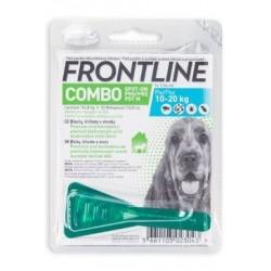 FRONTLINE COMBO spot-on pro...