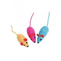 Hračka kočka Elastic mouse...