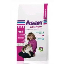 ASAN Cat Pure Podestýlka 45l