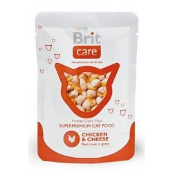 Brit Care Cat kapsa Chicken...