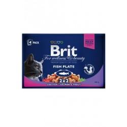 Brit Premium Cat kapsa Fish...