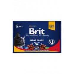 Brit Premium Cat kapsa Meat...