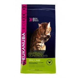 Eukanuba Cat Adult Hairball...