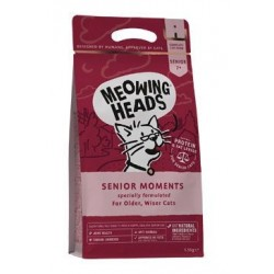 MEOWING HEADS Senior...