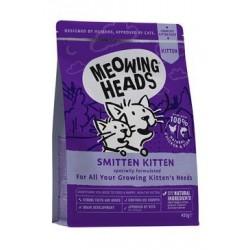 MEOWING HEADS Smitten...