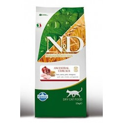 N&D LG CAT Adult Chicken &...