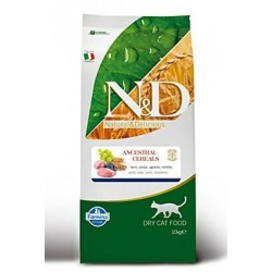 N&D LG CAT Adult Lamb &...