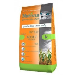 Nativia Cat Adult Duck&Rice...